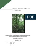 Literature on Mangroves