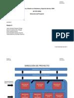 Direccion de Proyecto D-SYS-3000