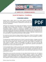 Jornal Paradigma Global XXXII