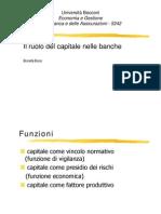 Lucidi_Ruolo del Capitale e Basilea 2 sì