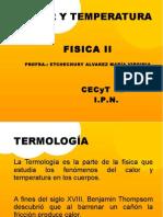 CalorTemperatura