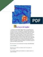 As Leyes de Kepler