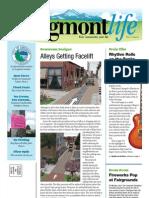 LongmontLife Newsletter - July August 2011