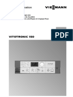 Vitotronic 150