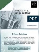 UNIDAD 3. ENLACE QUIMICO