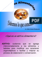aditivos 1