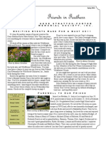 GSP Newsletter Spring 2011