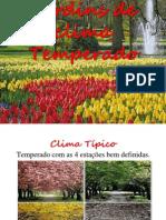 Jardins Temperados - versão Ana