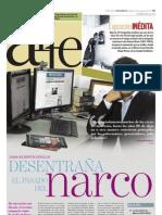 Juan Cedillo desentraña el pasado del narco en México