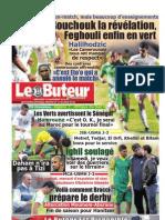 LE BUTEUR PDF du 16/11/2011