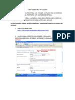 Manual de Como Registrarse en El Grupo