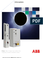 ABB HVAC Packaged Drive Systems