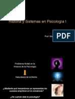 Albores de La Psicologia 2011(1era Clase)