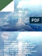 Carta de Jesus