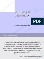 Conceitos de Marketing 2010 Completo