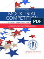 Mock Trial Workbook