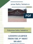 CDA CSAFE Ped Safety Presentation 2-5-08