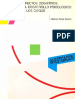 MEC02.Aspectos Cognitivos Del Desarrollo Psicologico de Los Ciegos.