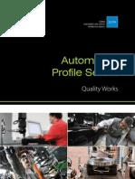 Automotive Profile Serbia 2011