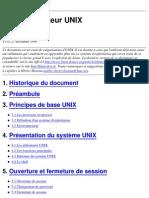 [Ebook - French - Francais] Cours UNIX en Français 72 Pages [informatique][pdf]