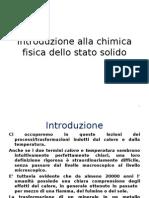 Complementi Di Chimica Fisica - Presentazione PPT 1