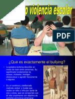 Diapositivas de Violencia Escolar