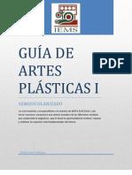 Guía de Artes Plásticas I