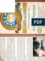 3rd International Astrological Conference - 2011 @ Bangalore