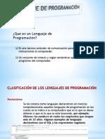 LENGUAJE DE PROGRAMACIÓN - DELPHI