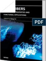 Nanofiber Production Properties and Functional Applications