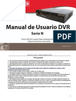 Manual Completo DVR Serie N Provision