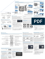 Samsung PN50C550G1FXZA Quick Guide
