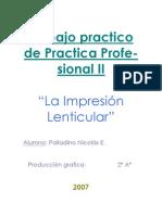 Lenticular Historia