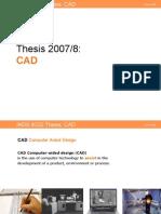 Wk9 CAD Presentation