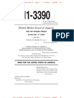 Puerto 80 Projects v. United States, Brief of United States