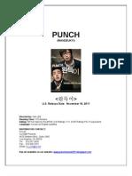 Punch Press Kit English Version
