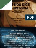 La Historia y La Dictadura