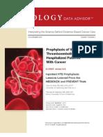 Oncology Data Advisor