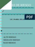 ESCALAS DE RIESGO