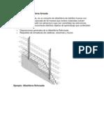 Estructuras de Albañilería Armada