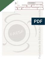 modelo CABEÇALHO DE PROVA FAESF