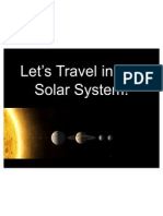 Space- Terrestrial Planets