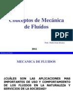 Conceptos de Mecanica de Fluidos