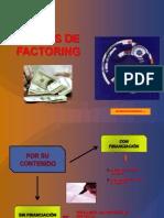 Clases de Factoring