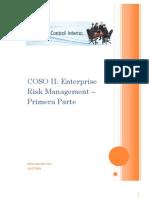 Nasaudit-COSO II Enterprise Risk Management Primera Parte