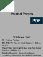 political parties 2-3