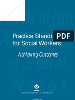 AASW Practice Standards for Social Workers 2003