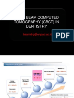 CBCT-Scan in Dentistry