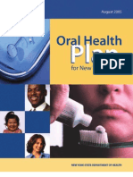 Oral Health Plan