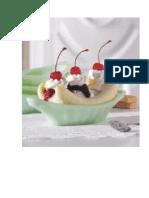 Ice Cream Grade 6